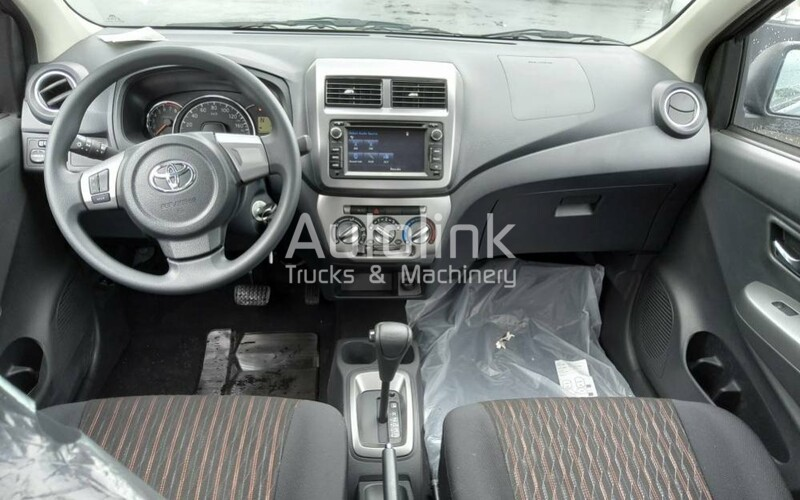 Toyota wigo 1.2l essence automatique
